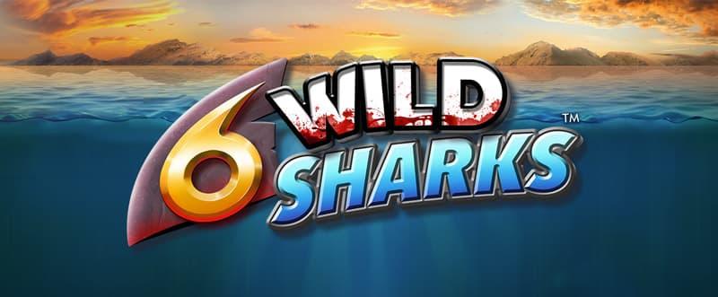 6 wild sharks casino game