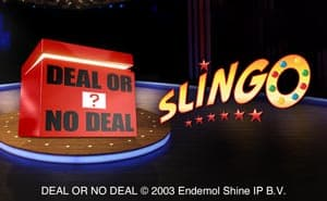 deal or no deal slingo casino game