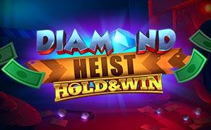 Diamond Heist: Hold & Win