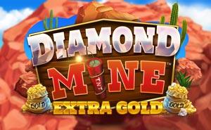 Diamond Mine Extra Gold slot