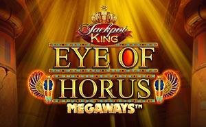 Eye of Horus Megaways Jackpot King