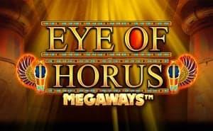 eye of horus megaways online slot