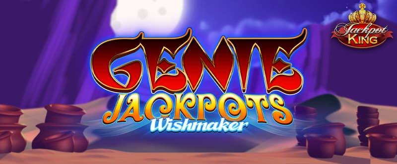 Genie Jackpots Wishmaker Jackpot King