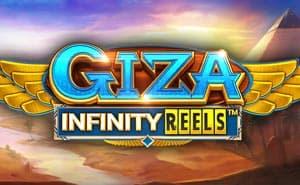 giza infinity reels casino game