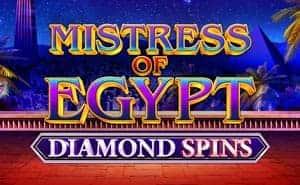 mistress of egypt diamond spins casino game