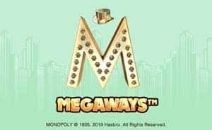 monopoly megaways online slot