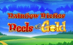 rainbow riches reels of gold slot game