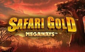 safari gold megaways online slot uk