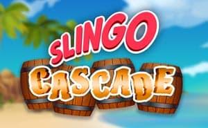 slingo cascade casino game
