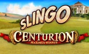 slingo centurion casino game