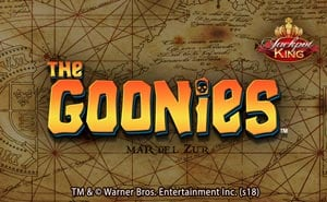 the goonies jackpot king slot game