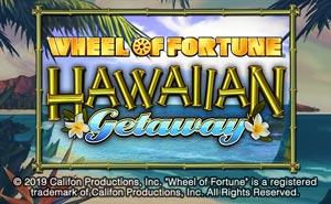Wheel of Fortune Hawaiian Getaway slot